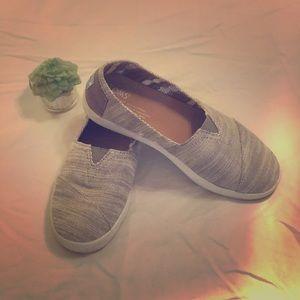 TOM's slip on sneakers